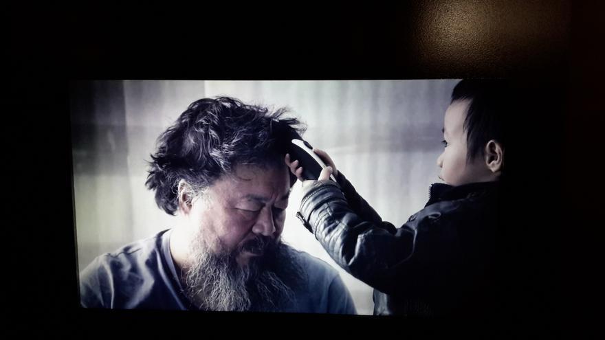 Exposición S.A.C.R.E.D de Ai Weiwei