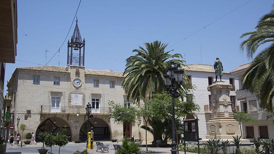 El Ayuntamiento de Novelda, en Alicante