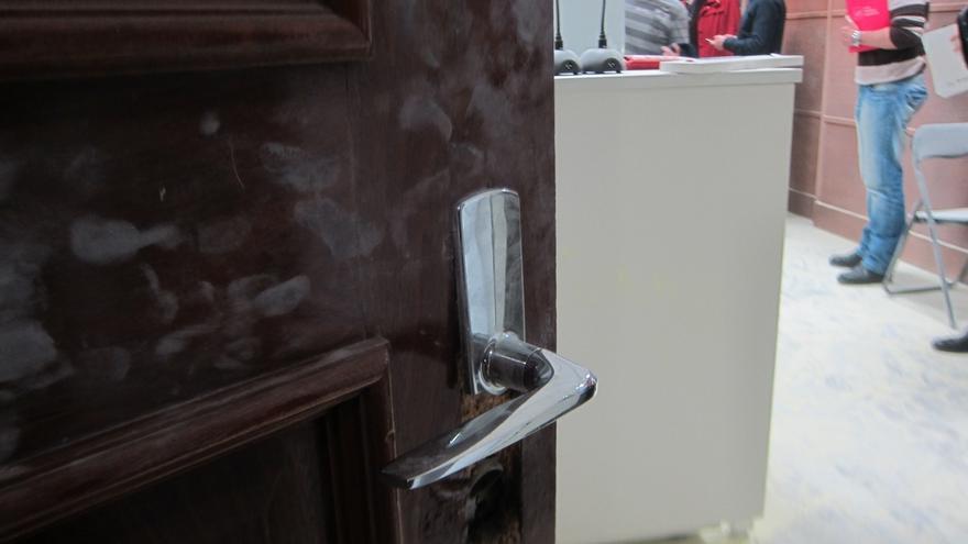 La Policía investiga el asalto a la sede de UPyD en el que se robaron documentos de casos de corrupción