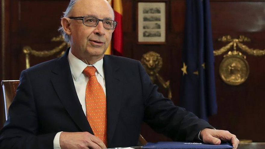 Montoro afirma que no es lógico que un banco internacional ampare la ocultación fiscal