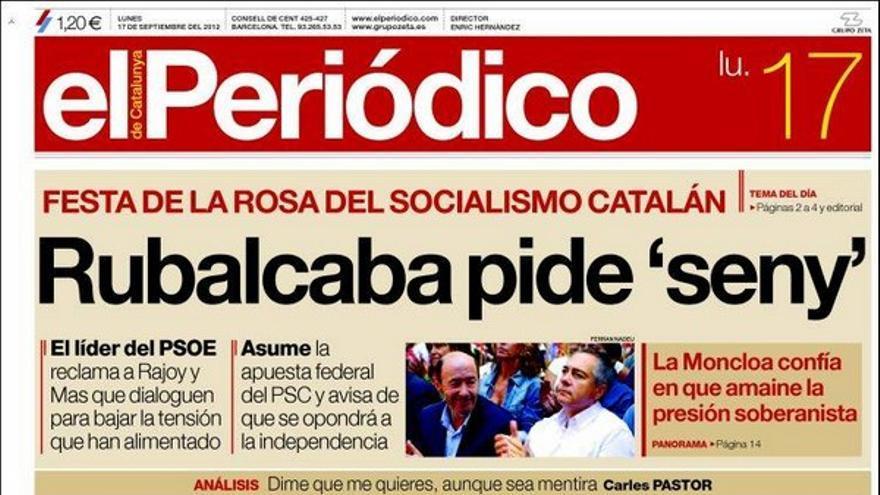 De las portadas del día (17/09/2012) #10