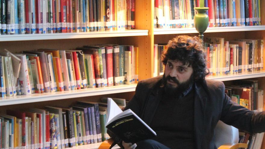 El filósofo y escritor Alberto Santamaría.