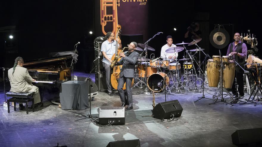 Kenny Garrett en Jazz San Javier,