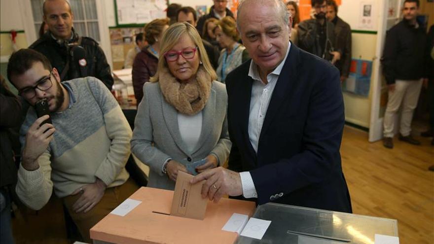 Fdez. Díaz espera un Gobierno estable tras las elecciones más importantes desde 1978