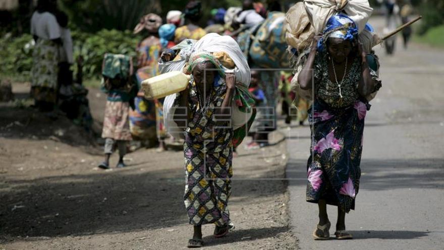 Al menos 41 muertos en nuevos ataques a civiles en el noreste de la RD del Congo