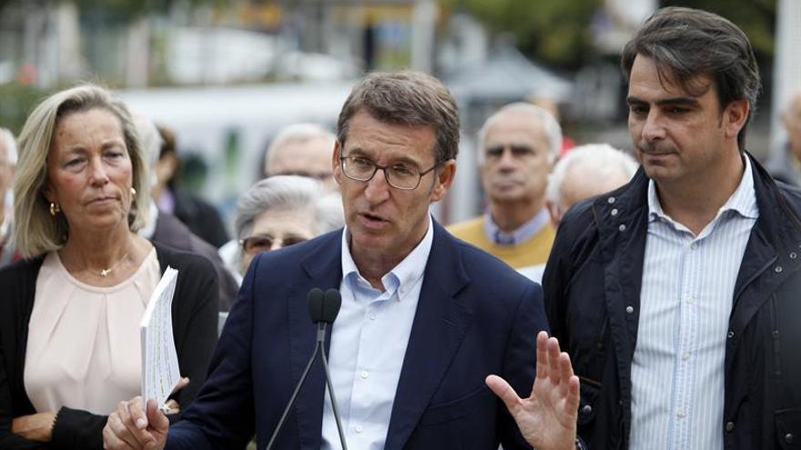 """Feijóo afirma que cuando se trata de Galicia, los votantes no dicen """"depende"""""""