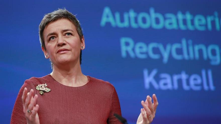La CE investiga si Berlín incumple la competencia en la reserva de capacidad eléctrica