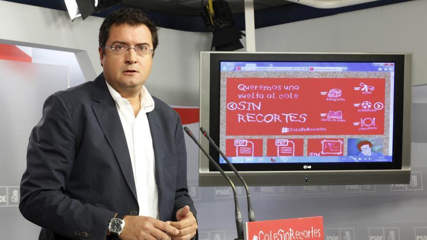 Óscar López dice que todo el PSOE piensa que España y Cataluña están mejor juntas