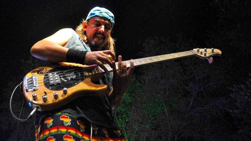 Pepe Bao, creador de uno de los grupos de funky españoles más importantes de los últimos 20 años O'Funkillo