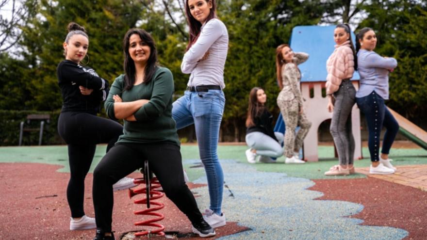 Mujeres gitanas y reivindicativas en Cuenca