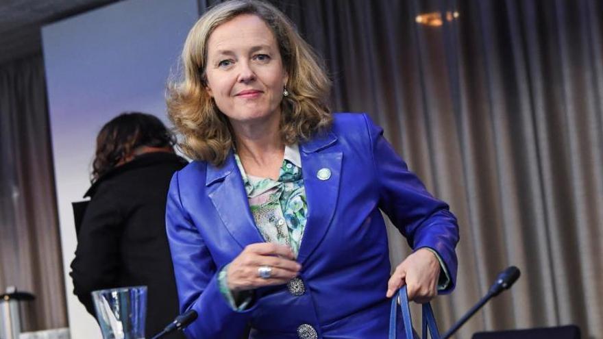 """El presidente del Eurogrupo admite que la economía presenta un panorama """"desigual"""""""