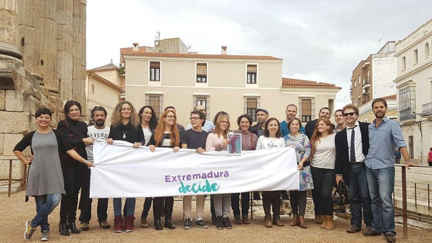 Podemos Extremadura primarias Extremadura Decide