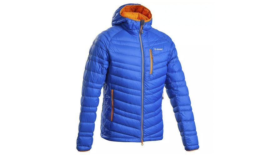Simond Alpinism, una chaqueta de plumón caliente, caliente