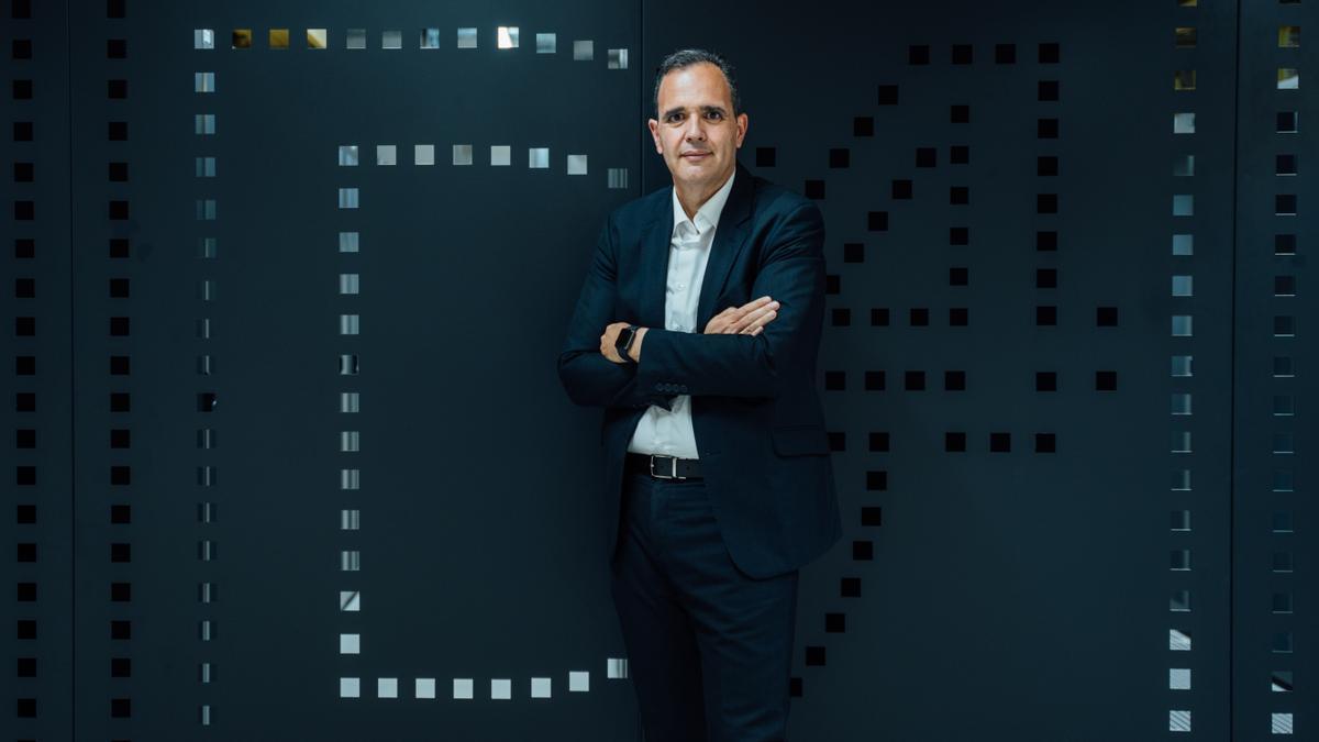 Juan Vaamonde, director de Data4 en España.