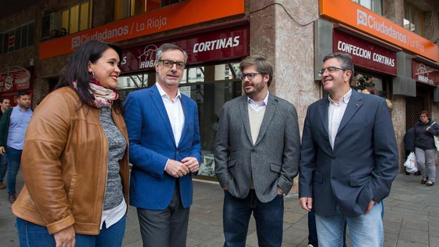Villegas: la nueva estructura de Cs permitirá afrontar el reto de las elecciones