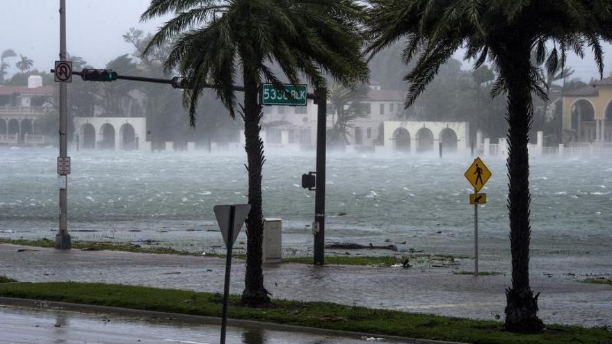 La tormenta tropical Sebastián se intensifica sin amenazar a tierra