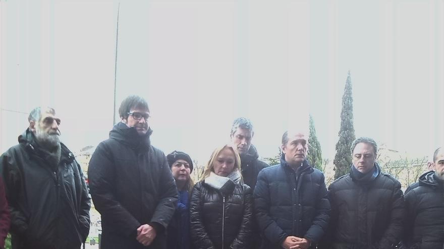 Ayuntamiento de Vitoria homenajea a Sergio Borrajo Palacín en el 37 aniversario de su asesinato por ETA