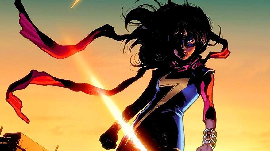 Imagen de Kamala Khan, alias Ms. Marvel