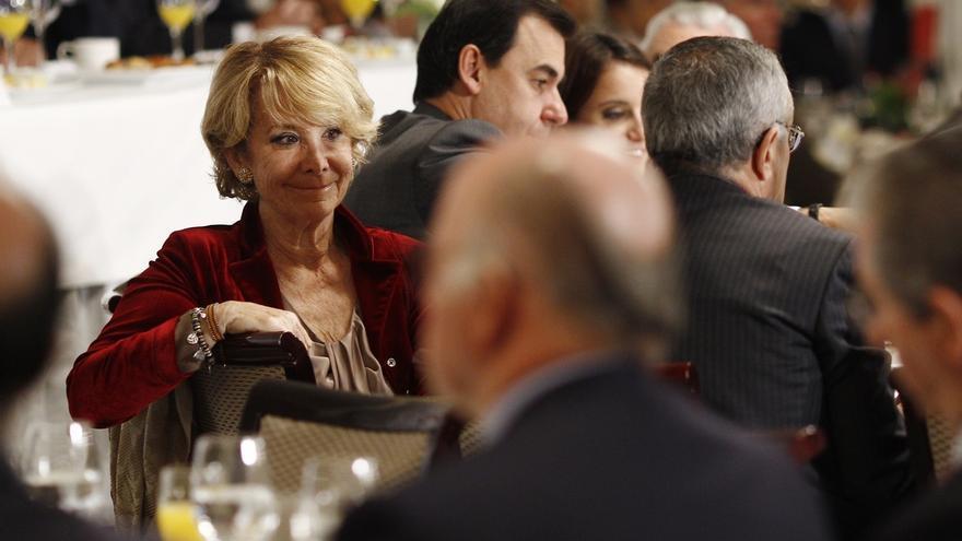 """Ahora Madrid cree que """"no es suficiente"""" la dimisión de Aguirre y exigen que """"se diriman todas las responsabilidades"""""""