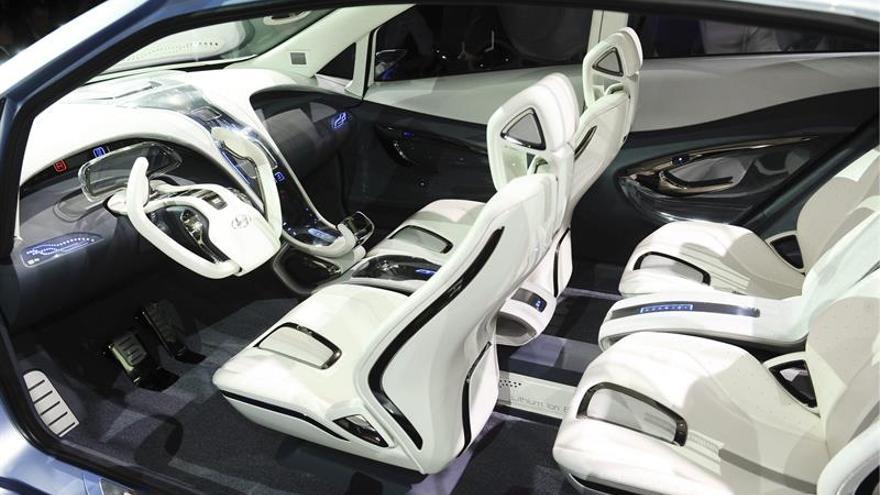 Hyundai ofrece en Francia inspecciones gratuitas en una instalación móvil