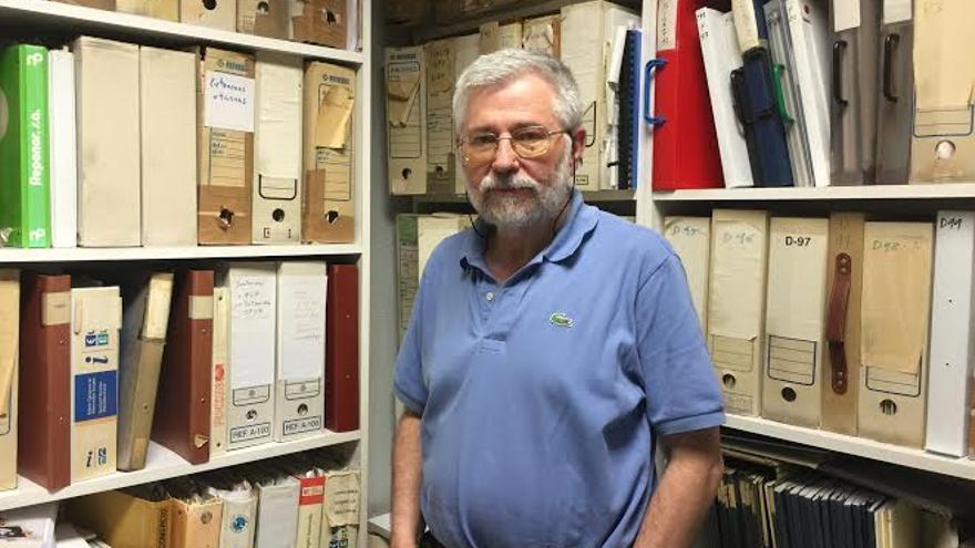 Florencio Domínguez, periodista y experto en terrorismo de ETA.