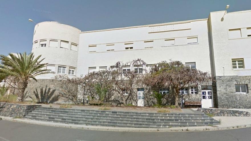 Antiguo hospital insular y futura residencia de mayores en San Sebastián