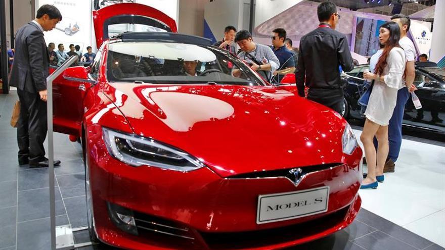 Los coches eléctricos Tesla llegan a España