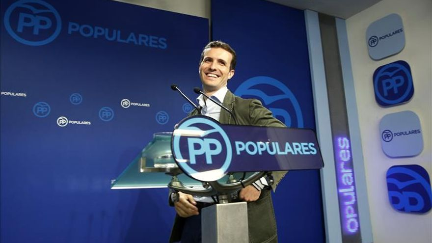 El PP no llevará en su programa electoral la reforma de la Constitución