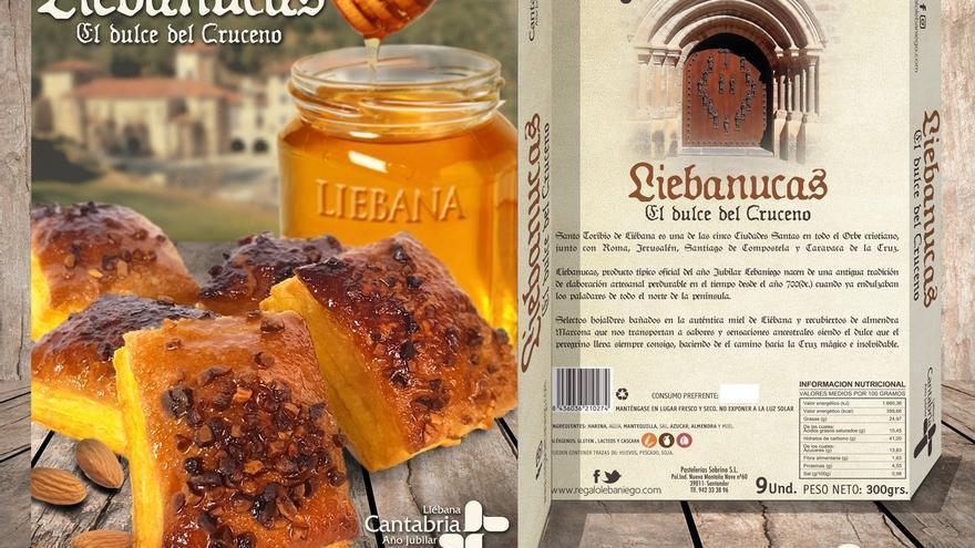 El Año Jubilar Lebaniego ya cuenta con su producto gastronómico, las 'Liebanucas'