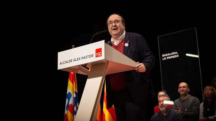 """Iceta expresa su apoyo a los Mossos y ve """"irresponsable"""" dudar de su profesionalidad"""