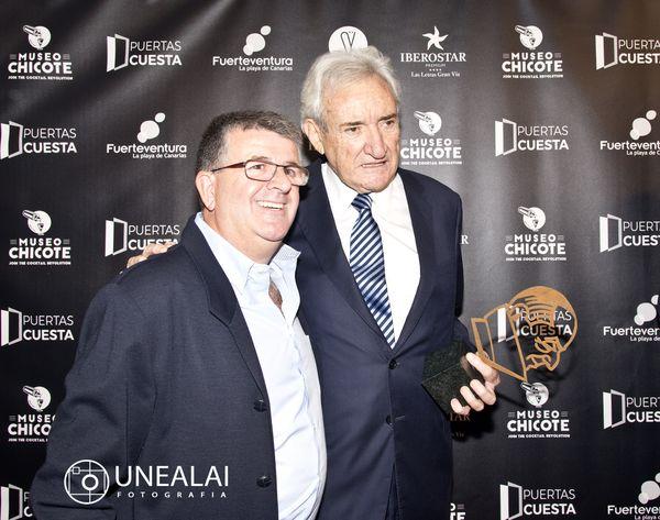 III Premios Chicote | Fotografía: UNEALAI