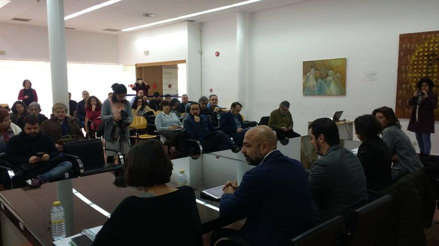 Encuentro de participación en Toledo