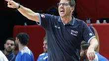 """""""Gran Canaria respira baloncesto"""", dice Katsikaris, nuevo entrenador del Herbalife"""