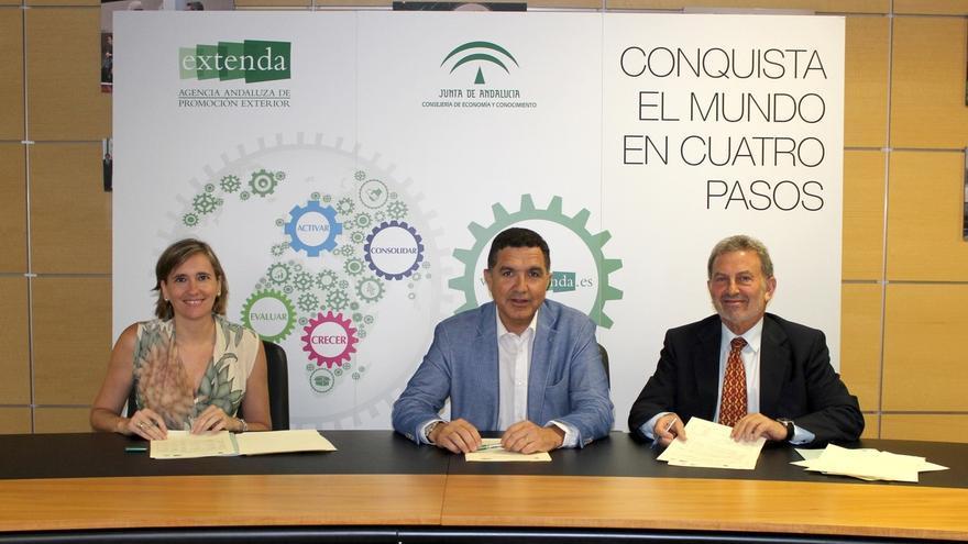 La Agencia de Innovación y Extenda colaboran para atraer más inversiones a Andalucía