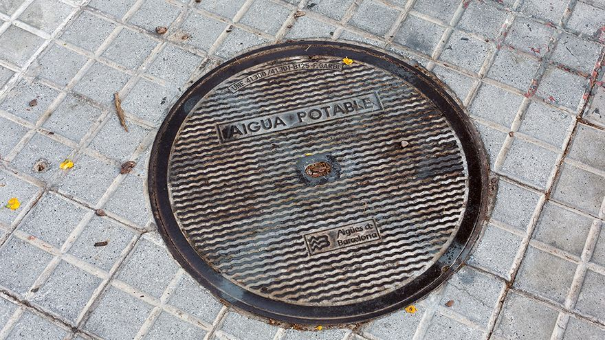 En Barcelona, la gestión del agua es privada, a través de la empresa Agbar / EDU BAYER