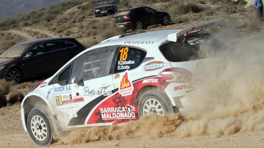 Gran Premio Costa Tropical Granada de rallyes de tierra