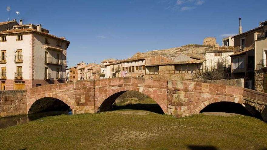 Molina de Aragón, una de las zonas más despobladas de Castilla-La Mancha