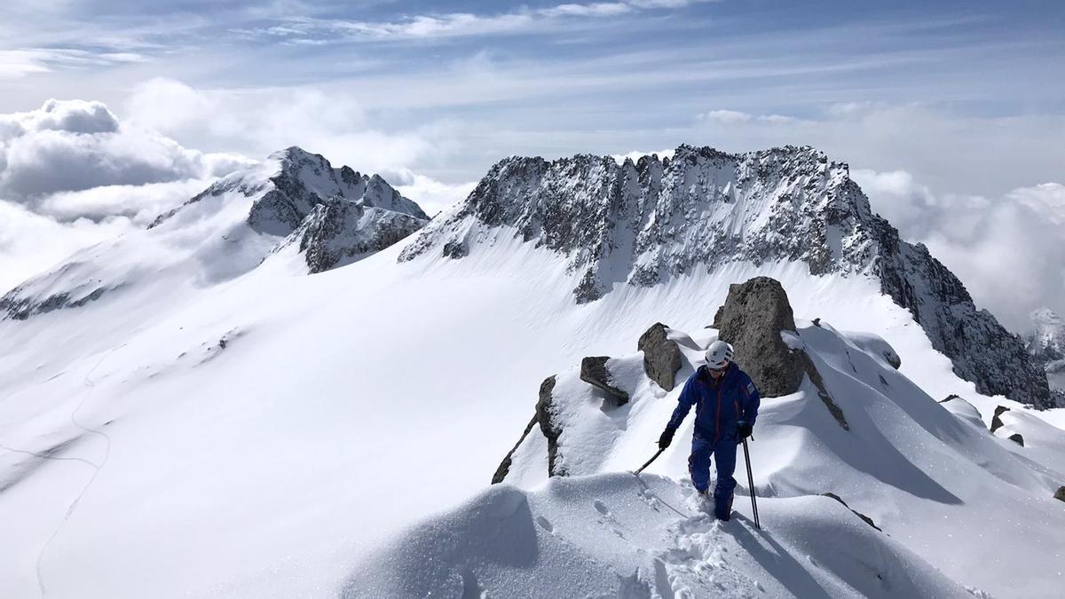 Equipo Alpinismo