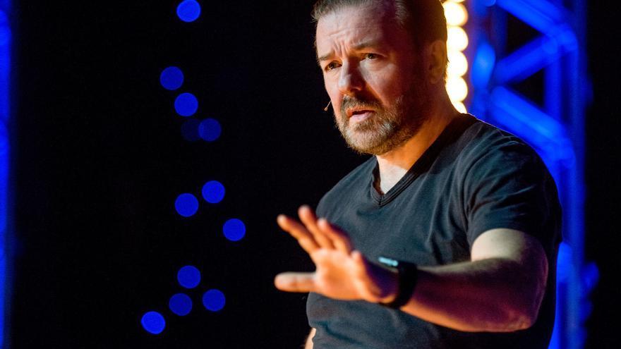 Humanity, de Ricky Gervais: un monólogo no apto para ofendidos por un chiste de andaluces
