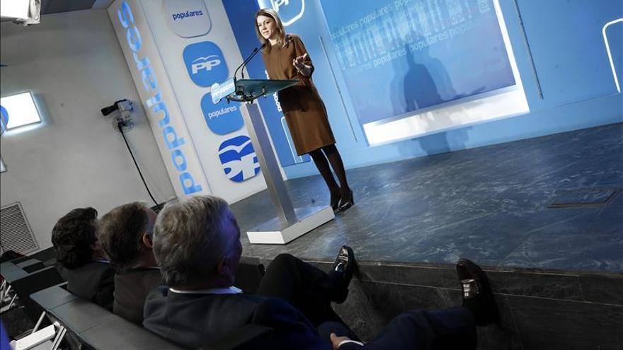 """El PP se querella contra IU por injurias y calumnias por el """"caso Bárcenas"""""""