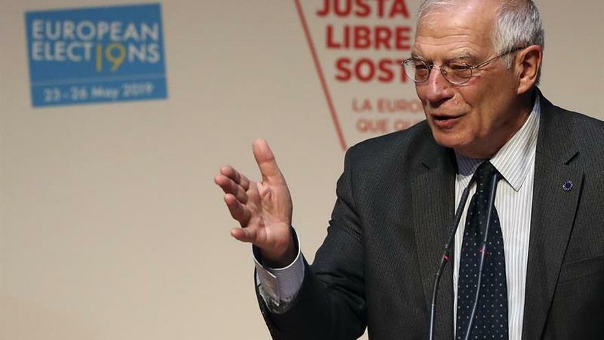 """Borrell afirma que Estados Unidos ve a Europa """"como enemigo"""""""