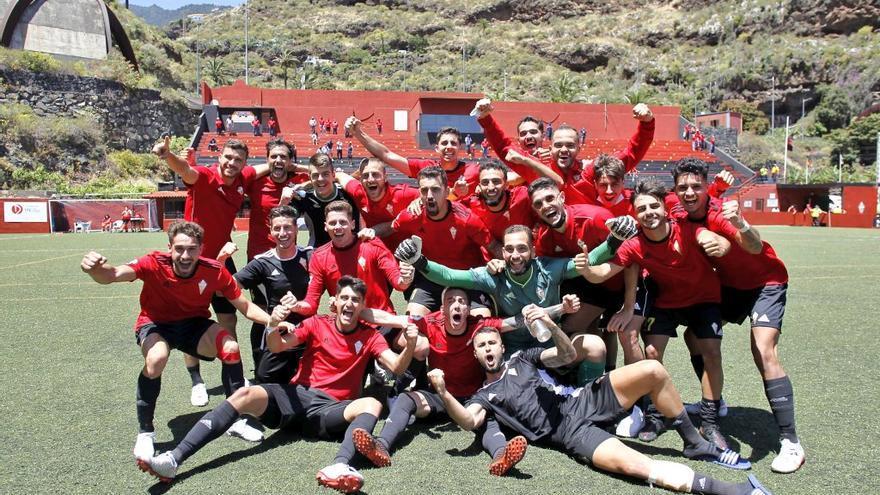 El Mensajero y el San Fernando, campeones de los subgrupos de la Tercera División