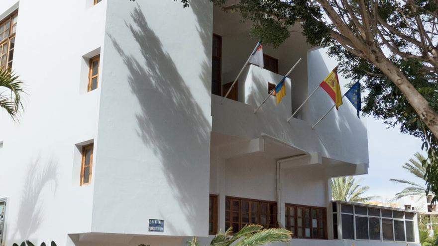 Ayuntamiento de Pájara, en Fuerteventura
