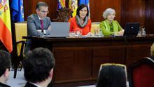 La alcaldesa de Santander, Gema Igual (PP), preside el pleno.
