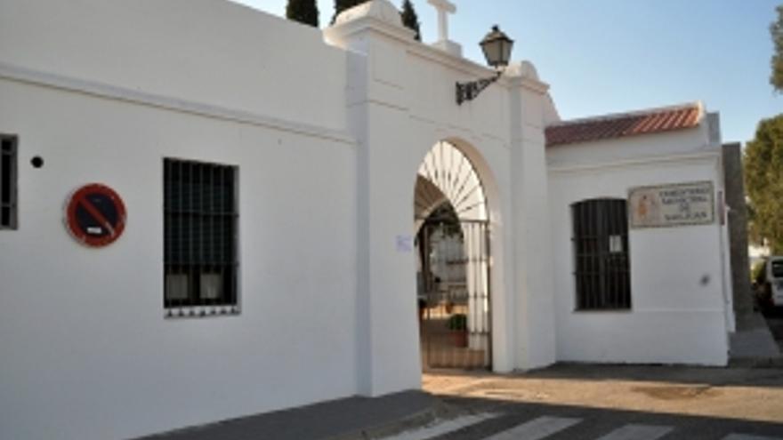 Cementerio de San Juan, Badajoz