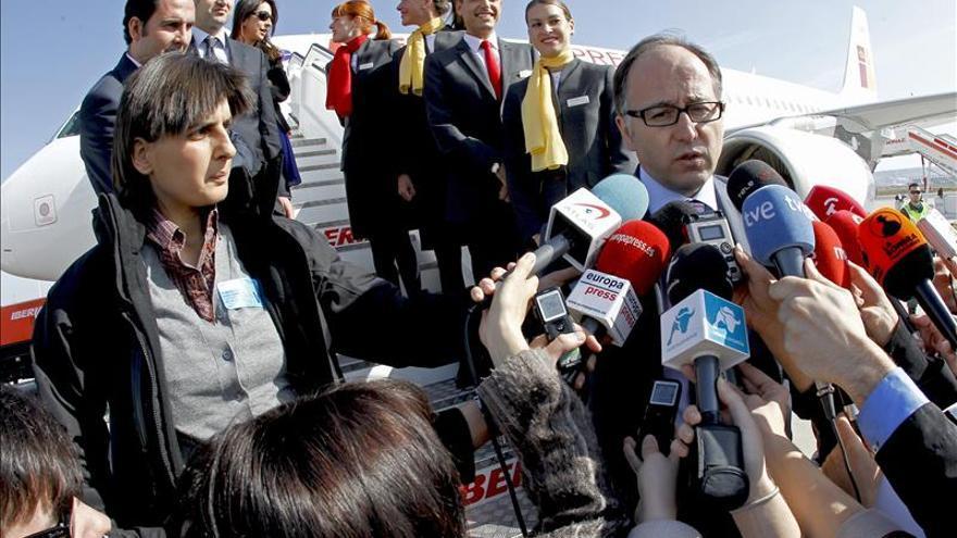 Luis Gallego releva a Antonio Vázquez en la presidencia de Iberia