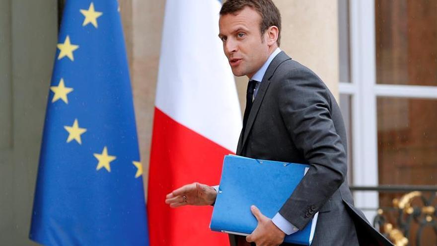 El ministro Macron quiere que la reforma laboral en Francia vaya más lejos