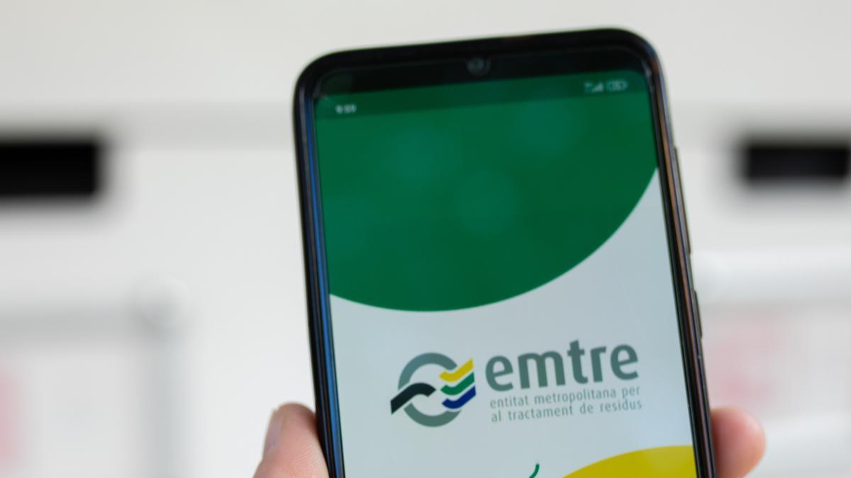 APP móvil EMTRE