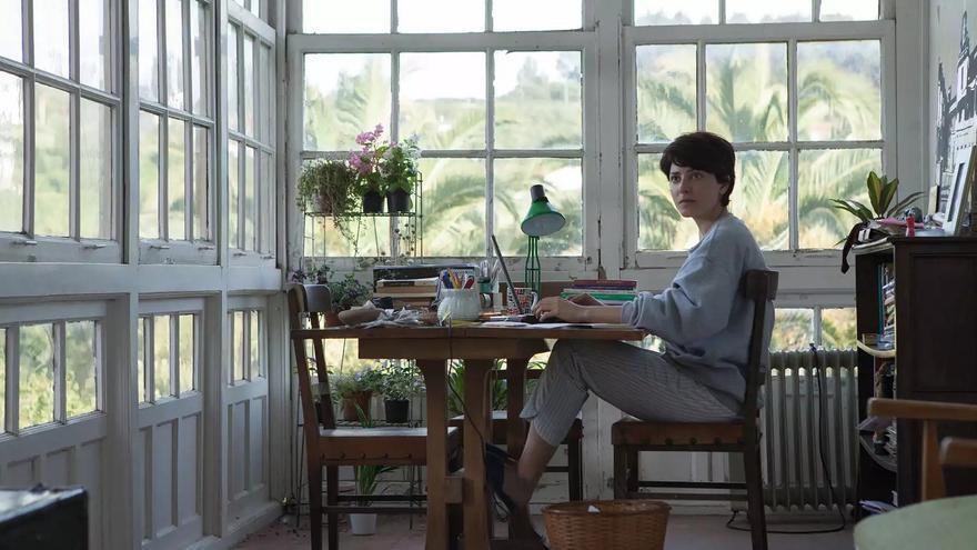 Imagen de la película 'María (y los demás)', dirigida por Nely Reguera.