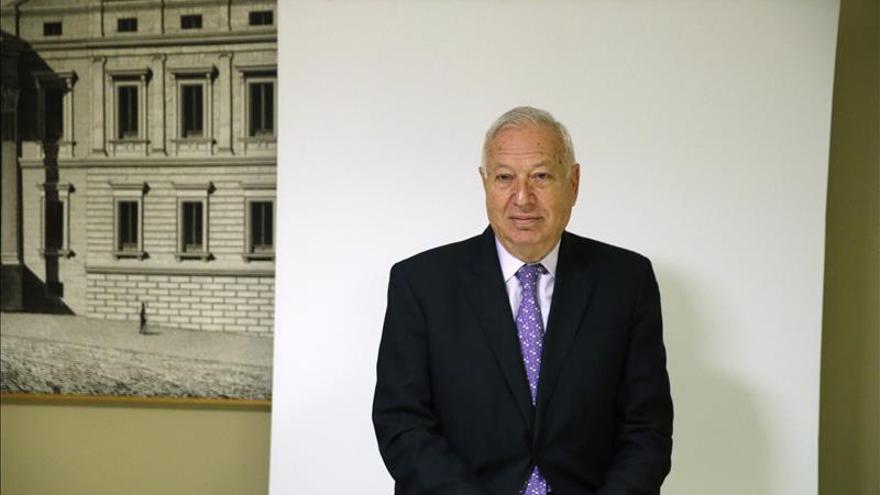 Margallo avisa de que unas nuevas elecciones no tendrían resultados muy diferentes